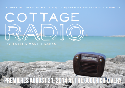 Postcard from Goderich Production